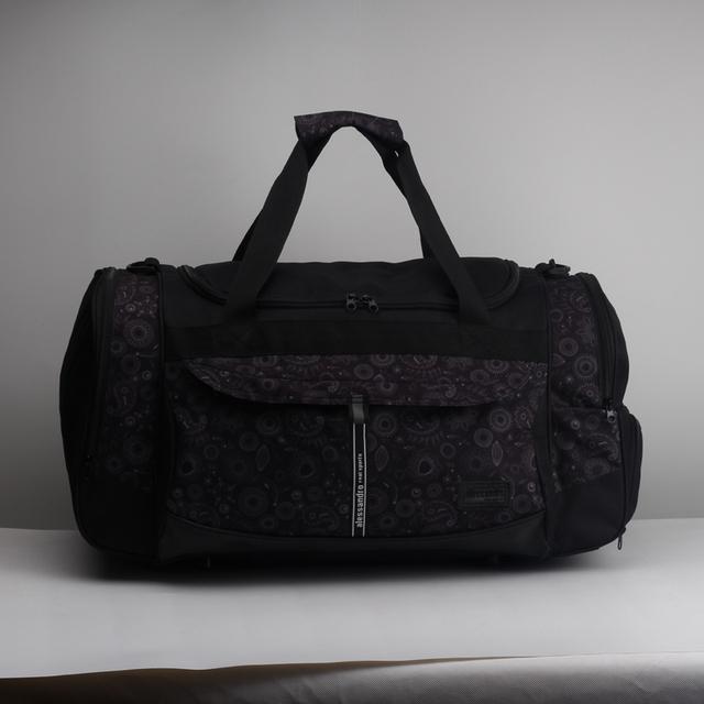Auténtico nuevo estilo de gran capacidad de moda bolso bolso Messenger bag