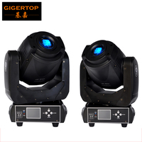 2XLOT 90W LED Moving Head Spot Stage Lighting 6 15DMX Channel Hi Quality TIPTOP Hot Selling