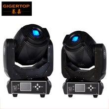 10XLOT TIPTOP 2 90 W LED Moving Head Spot Oświetlenie Sceniczne 6/16DMX Prism kanał Hi-Quality Hot Sprzedaży 90 W Led Ruchome Światła Nowy projekt
