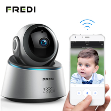 FREDI Home Security Wireless IP Camera WiFi Baby Monitor 1080P Infrared Night Vision  Motion Detection Surveillance CCTV Camera