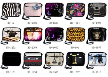 2.5″ 2.5 inch Soft HDD Protector Bag Case Fashion Design for External Hard Drive Disk/Phone/Camera/Mp5 Portable W/ Side pocket