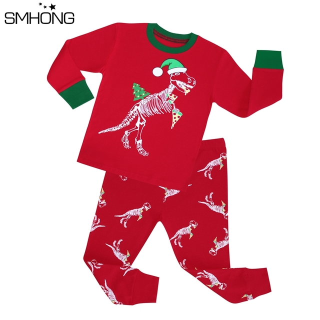 00bc934be Children Pajamas Set Sleepwear Pyjamas Kids Boys Christmas Pajamas ...