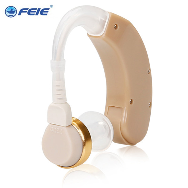 Earing Device Hearing Aid Bte S 138 Best Amplifier Deaf Behind The