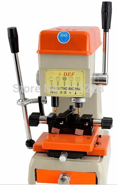 Key Cutter Defu 998c New Automatic Car Key Cutting Machine