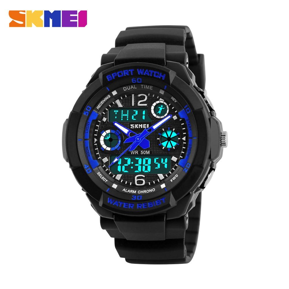 2019 S SHOCK Brand Women Kids Sports Watches Children Sport Watch Military Fashion Quartz Digital Watch Boys Wristwatch Relojes