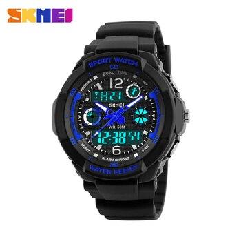 2019 S SHOCK Brand Women Kids Sports Watches Children Sport Watch Military Fashion Quartz Digital Boys Wristwatch Relojes