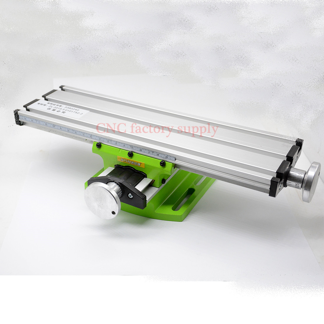 Hot sale Multifunctional Working Cross Table BG6300 Bench Vise drill milling machine stent hot sale c shaped waterfall acrylic occasional side table