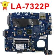 Для ASUS материнская плата для ноутбука PBL60 LA-7322P подходит для K53U X53U X53B K53B X53BY X53BR K53BY DDR3 с AMD Процессор плата 100% Тестирование