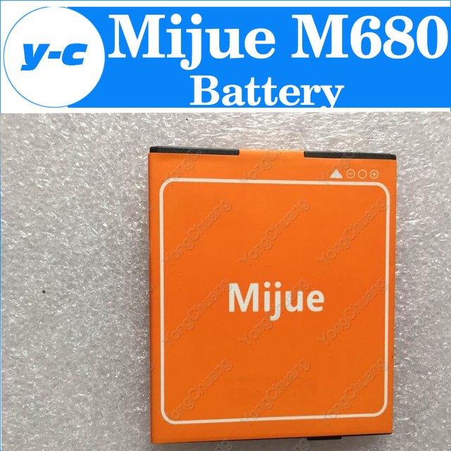 Mijue M680 Battery New Original EB615268VU 2600mAh Battery for mijue M680 Android Cell Phones In Stock+Track Code