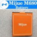 Mijue M680 Nueva Batería EB615268VU Original 2600 mAh Batería para mijue M680 Android Teléfonos móviles En Stock + Código de la Derrota