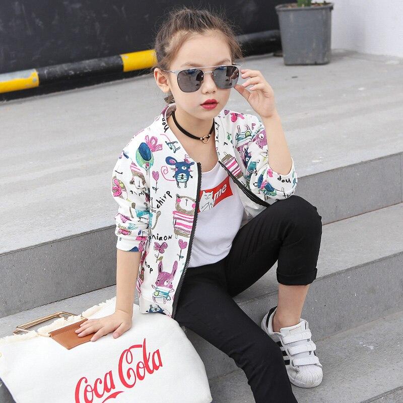 2019 новая весенняя куртка для девочек, пальто, корейский вариант, короткий дизайнерский кардиган, верхняя одежда для бейсбола