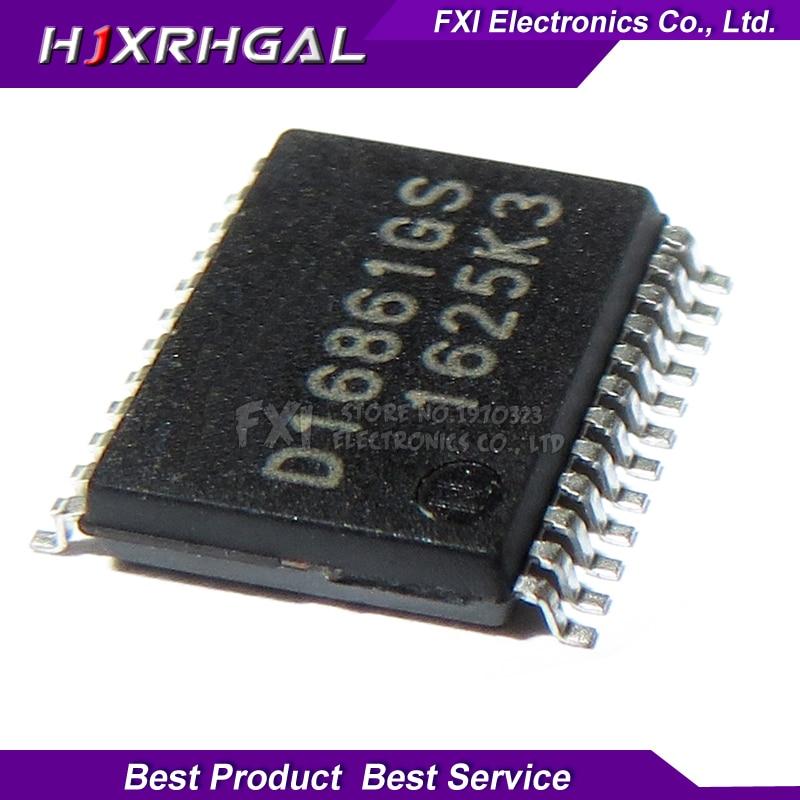 10PCS D16861GS D16861 SSOP24 SSOP 16861GS SMD SOP
