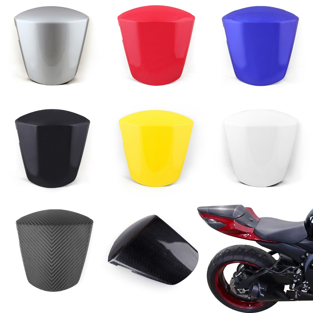 Areyourshop Motorcycle ABS Plastic Rear Seat Cover Cowl For Suzuki GSXR600/750 2011-2018 K11 Motorbike Part New Arrival