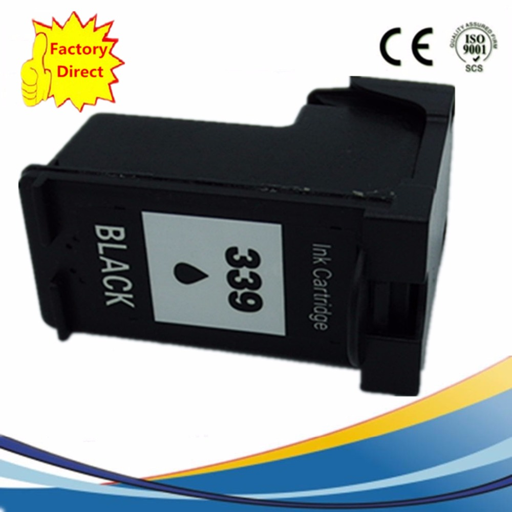 Ink Cartridges Remanufactured For HP339 Officejet 6301 6304 6305 6307 6308 6310 6310v 6310xi 6313 6315 6318 K7100 in Ink Cartridges from Computer Office