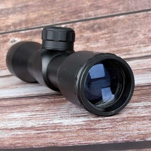 Image 3 - NEW  Tactical 4X32 Air Rifle Optics Sniper Scope Compact Riflescopes hunting scopes with 20mm/11mm Rail mounts