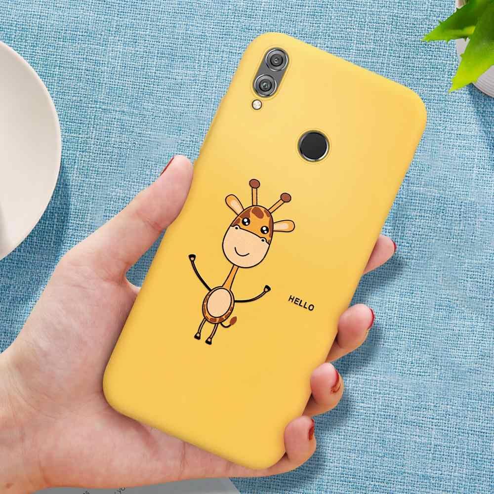 Окрашенный чехол для телефона huawei Nova 5 Pro 5i 2i 3e 4e 3 4 E P Smart 2019 чехол TPU мягкий чехол для huawei mate 20 Pro 10 P30 Lite