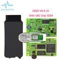 ODIS V4.4.10 VAS 5054a AMB2300 полный чип OBD2 диагностический инструмент для Volkswagen для AUDI для SKODA для сиденья Bluetooth 4 0 сканирующий инструмент