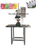 RY 1016 sucker sealing machine for the Automatic self standing Bag making machine