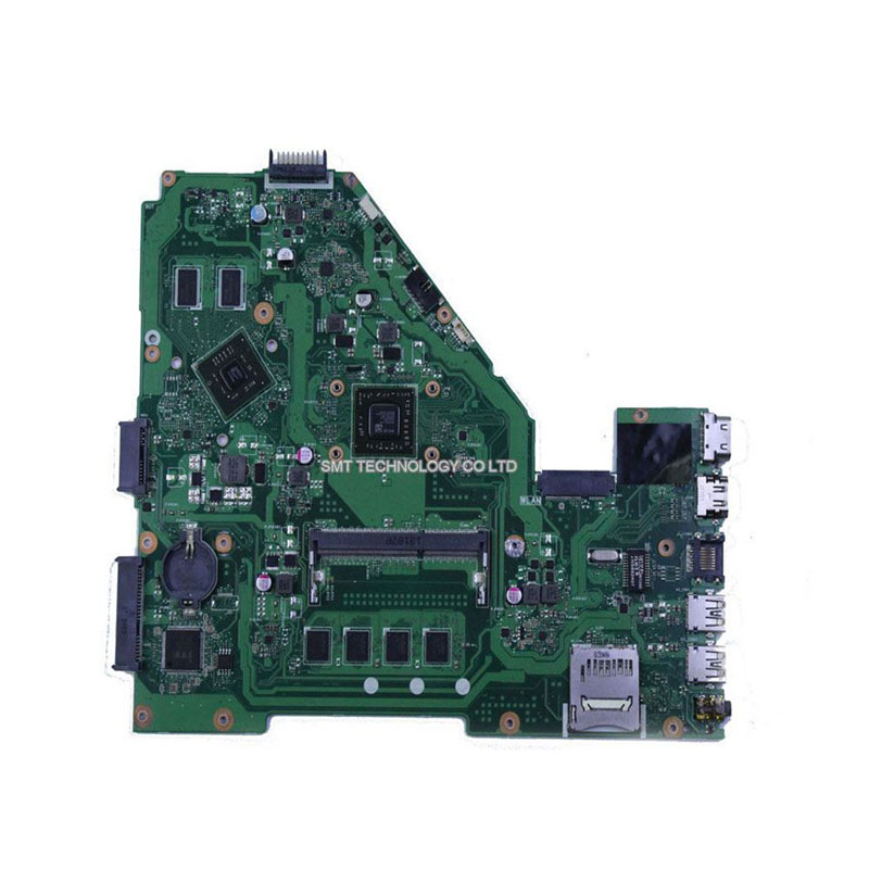 FOR ASUS X550EA X550EP X552EA Laptop Motherboard CPU E2100 2GB non Integrated Mainboard 100% fully tested&working  k56cb laptop motherboard for asus with i7 cpu non integrated k56cm mainboard 100