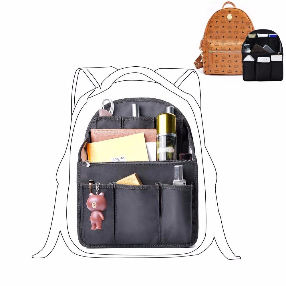 Organizer Pad For Backpack Insert Bag Multifunctional Travel In 6 1 Korean An Handbag Diaper Gadget Organization Shoulders Sundries Finishing Storage