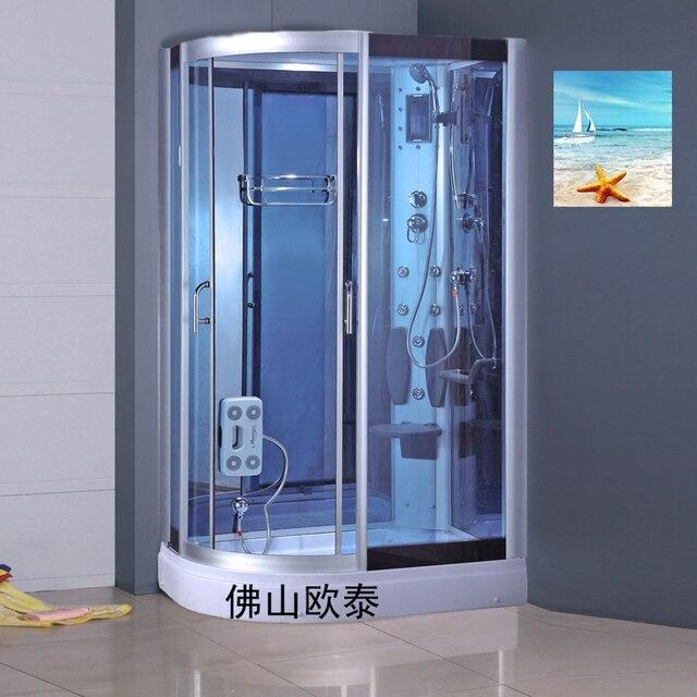 cabine de douche hammam sauna a7012l réel simple salle de douche ...
