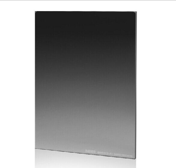Nisi 100mm 1.2 suíte inserções cinza gnd16 gradiente cinza filtro quadrado filtro nd 100*150mm para canon nikon sony lente da câmera