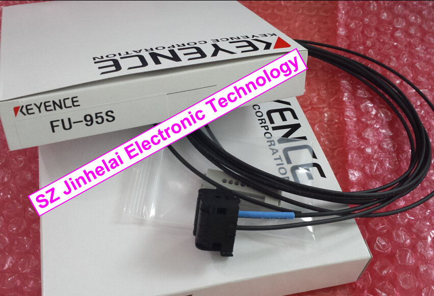 FU-95S  KEYENCE Liquid level optical fiber sensor dhl ems 2 lots new keyence fu 34 transmissive fiber optic sensor switch
