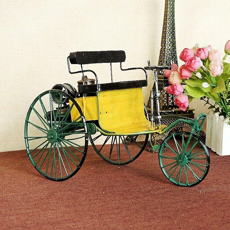 8215 modèles de voiture Vintage Cadillac empereur Royal Puyi modèles de voiture en alliage