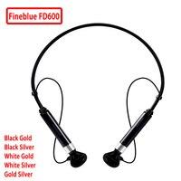 Fineblue FD600ไร้สายNFC auricularesบลูทูธชุดหูฟังสเตอริโอหูฟังต่อต้านหายไปสั่นสะเทือน