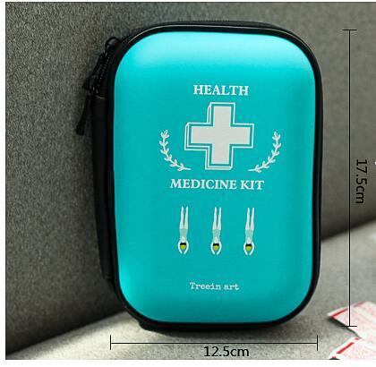 4pcs Medication Storage Boxes Medicine Cabinet Portable Cabinet Armario  Portatil Medication Storage Bins Travel Medical Supplies