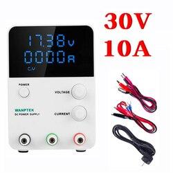 Gereglementeerde DC Laboratorium Voeding Verstelbare 30 V 10A 60V Lab Voltage Regulator 220 V Stabilizer Switching Bench Bron 30 V