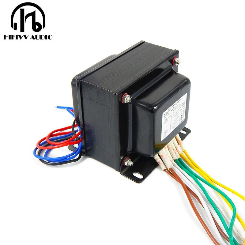 HIFivv audio amplifiers 300B tube amp Transformer 250W output voltage 320V 5V 6V Tube amp E