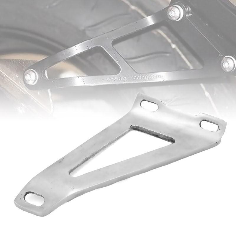 Motorcycle Exhaust Hanger Brackets for Suzuki GSXR 600 750 1000 2000 2001 2002 2003 Black