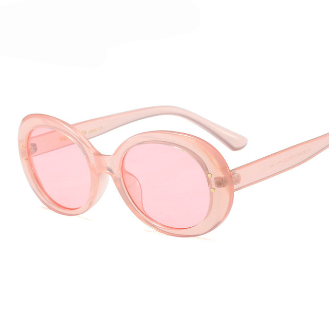 a96cc0fc6458 New Arrival Vintage Small Round Sunglasses Men Women Red Yellow Lens Brand  Retro Sun Glasses Couple Sexy Elegant Eyewear NX