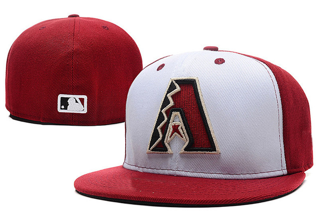 ... wholesale 2015 summer style fitted cap arizona diamondbacks gorras  planas hip hop diamondbacks baseball cap nhl ee44aeaea085