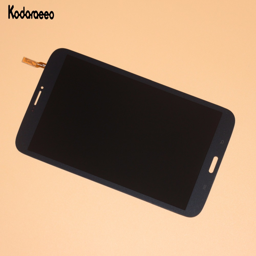 kodaraeeo For Samsung Galaxy Tab3 8.0 SM-T311 T311 Touch Screen Digitizer Glass+LCD Display Assembly Replacement Parts Navy blue lcd display touch digitizer screen glass assembly for samsung galaxy j5 j5008 sm j500f gold replacement pantalla parts