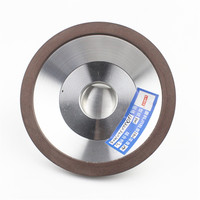 DIamond CBN Tools125mm Bowl Shaped Diamond Resin Grinding Wheel To Grind Carbide And Hard Steel