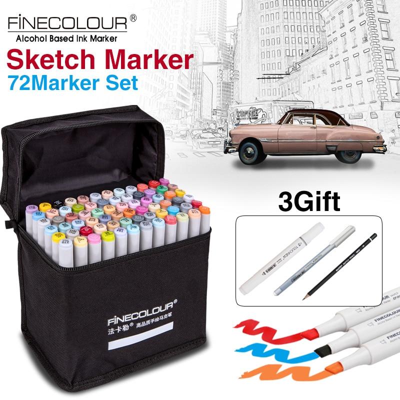 Маркеры для рисования FINECOLOUR