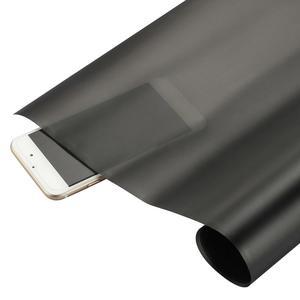 Image 5 - 자동차 스타일링 30*150cm 매트 연기 라이트 필름 자동차 매트 블랙 색조 헤드 라이트 미등 안개 라이트 비닐 필름 후면 램프 착색 필름