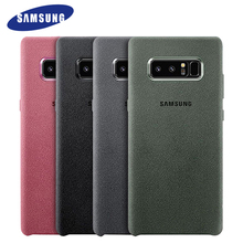 Samsung Galaxy Note 8 Case Original Official Genuine Suede Leather Protector Case Samsung Note 8 Case Galaxy Note8 SM-N950F Case смартфон samsung galaxy note 8 sm n950f 64gb синий сапфир