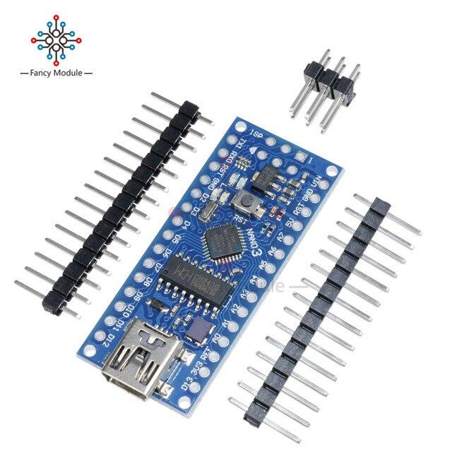 Nano V3 ATmega168 CH340 mini USB Compatible Nano V3.0