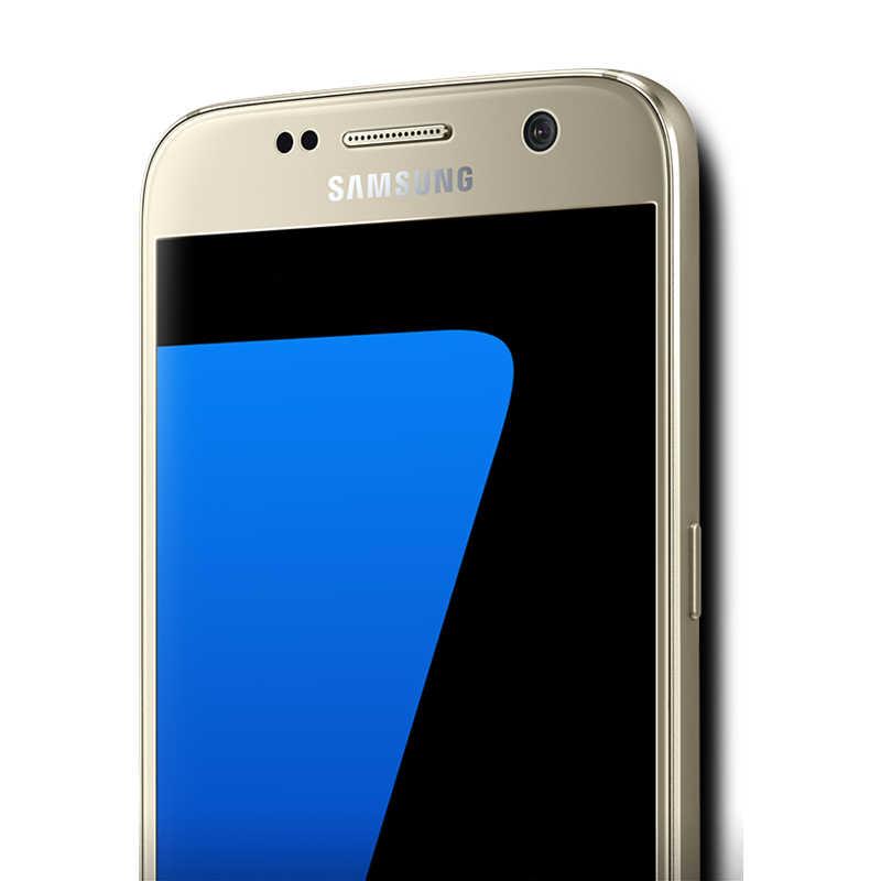 Оригинальный мобильный телефон samsung Galaxy S7 G930F, четырехъядерный, 4 Гб ОЗУ, 32 Гб ПЗУ, водонепроницаемый, 4G LTE, 5,1 дюймов, NFC, gps, 12 МП