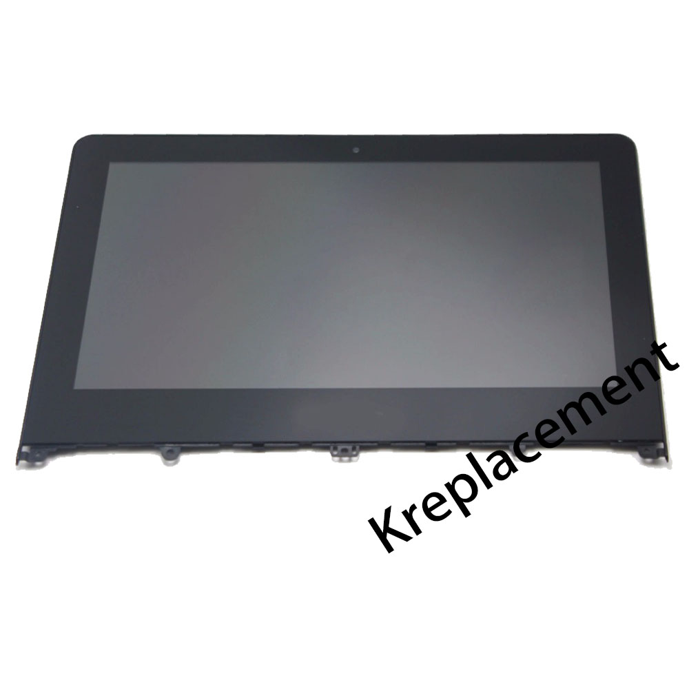 For Lenovo Yoga 300 11.6 inch LED LCD Screen +Touch Digitizer Glass Assembly Replacement with Frame 1366*768 HD B116XTN02.3For Lenovo Yoga 300 11.6 inch LED LCD Screen +Touch Digitizer Glass Assembly Replacement with Frame 1366*768 HD B116XTN02.3