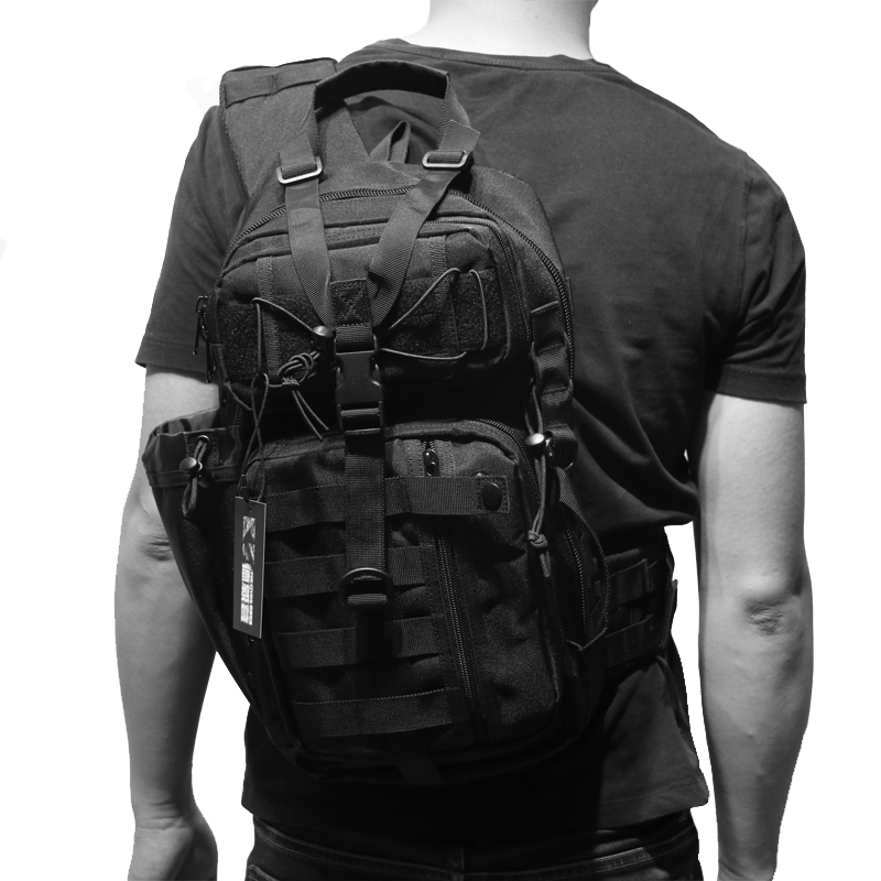TAK YIYING Military Tactical Assault Pack Sling Backpack Army Molle Waterproof Rucksack Bag For Outdoor Hiking Camping Hunting