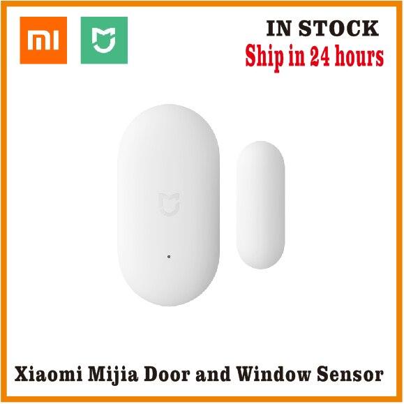 Original Xiaomi Tür Fenster Sensor Tasche Größe Xiaomi Smart-Home-Kits Alarm System arbeit mit Gateway mijia mi hause app