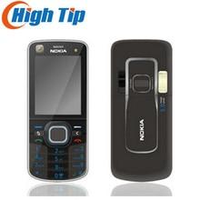 Оригинал Nokia 6220 Classic A-GPS 3 г 5MP Камера 6220c мобильного телефона оптовая продажа Nokia 6220 Восстановленное Бесплатная доставка