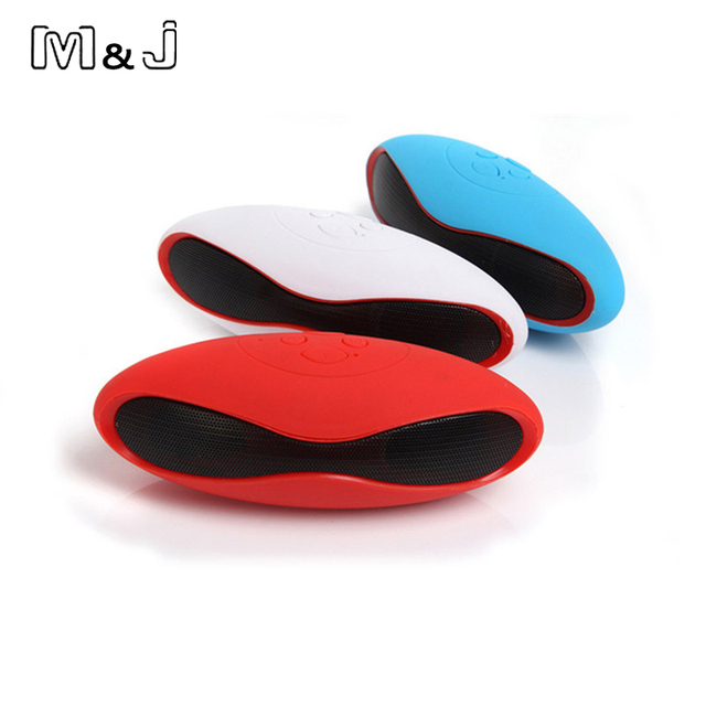 New Arrive Mini Portable with Strong Bass Portable Audio Player Support TF Card Speaker Wireless Bluetooth Speakers
