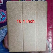 Caja de LA PU para 10.1 pulgadas BMXC Myslc K107 S107 K108 T900 MTK8752 BS109 MTK6592 Octa Core