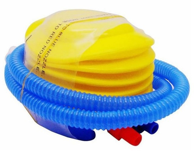 "8 1//4/"" Plastic Balloon Exercise Balls Inflatable Toys Air Pump Party Supplies"