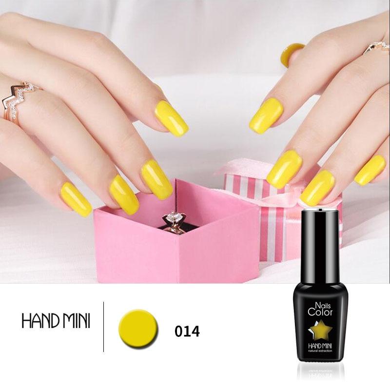 handmini Low price Nail Gel UV Led gelpolish mail lacquer GelPolish ...